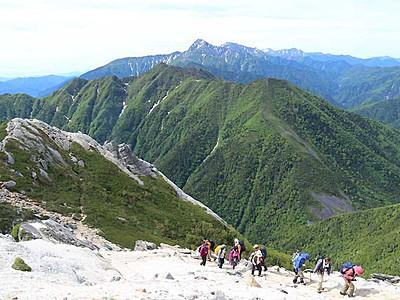 「長衛祭」6月25・26日 記念登山は南アの「女王」へ