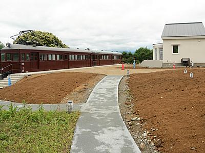 黒柳徹子さんを松川村名誉村民に 「トットちゃん広場」7月オープン