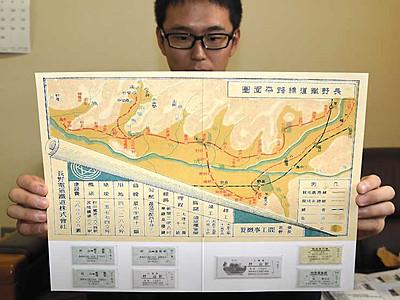 長野電鉄が硬券7種類販売 長野線90年、村山駅で25・26日