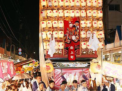 曳山まち彩る 氷見で祇園祭