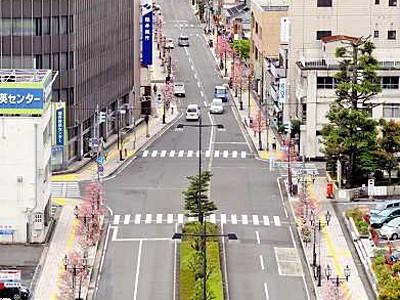 武生駅前でホコ天パレード フィナーレでは本場仕込みのサンバ