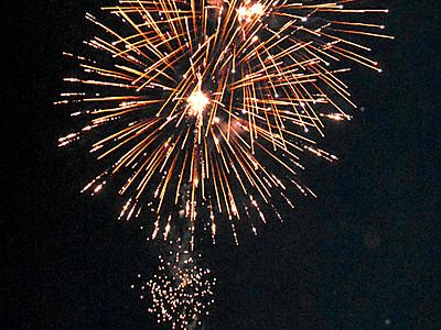 花火が彩る諏訪湖の夏 サマーナイトファイヤーフェス開幕