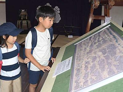 城主と大坂の陣、関わり紹介 大河にちなみ、松本城で特別展