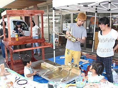 「雷電まつり」楽しさ多彩に 東御で8月6日初開催