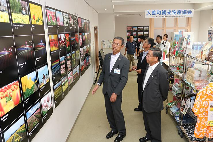 物販や企画展示スペースを拡充し観光振興の拠点となる入善観光案内所