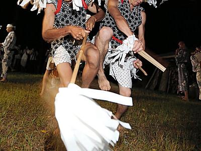 激しい動き、心地よい念仏 「和合の念仏踊り」阿南で始まる