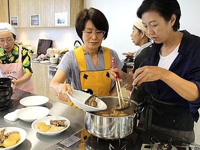 冬の佐渡観光PR郷土料理提供 旅館関係者ら研修会