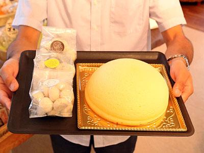 米粉クッキー商品化 黒部・魚津の洋菓子販売店