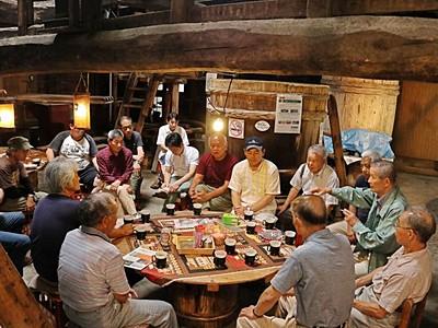 塩谷集落300年祝おう 9日・村上で祭り