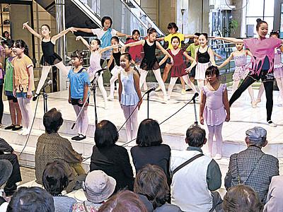 活動の成果を存分に 北國新聞文化センター、カルチャー祭り