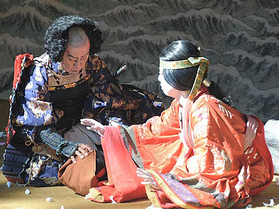 大鹿歌舞伎に胸熱く 定期公演、県内外から1000人