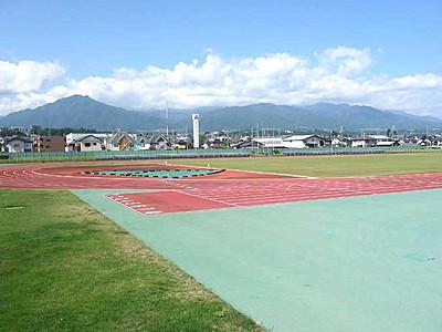初冬の飯田で健脚競う 12月4日初開催