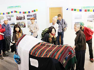 被災したネパール・ランタン村の暮らし紹介 立山カルデラ砂防博物館