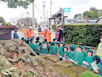 丸岡城下観光任せて 案内人サービス12日から開始、坂井市