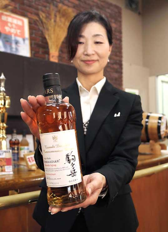 鹿児島県で熟成させたウイスキー「津貫エイジング」