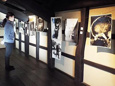 「和紙の里」 写真で紹介 越前市