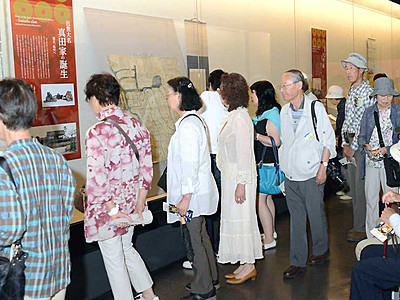 松代「真田大博覧会」来場60万人超 11・12日に閉幕イベント