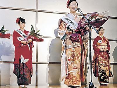 ミス日本酒の北陸代表に藤内さん 石川で初の大会