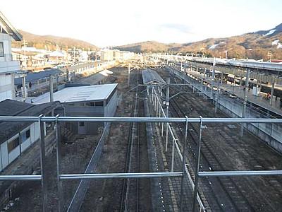 軽井沢駅テーマパーク しなの鉄道、17年10月開業目指す