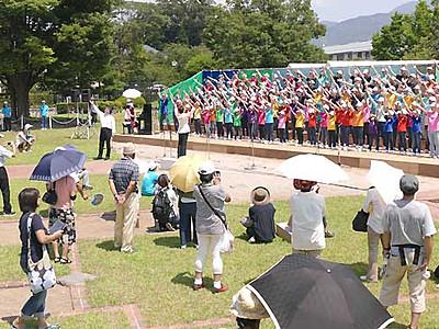 SK松本合唱団、募集開始 OMF、盛り上げ機会さらに