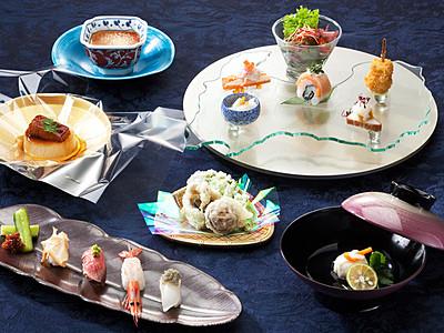有磯海SA下りに最優秀賞 中日本高速管内レストラン