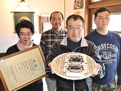 ま・めぞんの豆腐2年連続で入賞 安曇野の就労支援事業所
