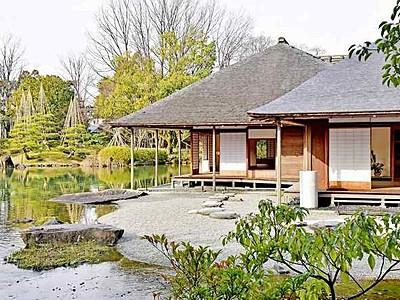 「養浩館庭園」が全国5位 米誌2016年ランキング