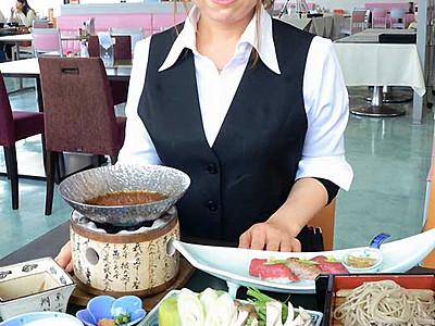 諏訪湖SA下りの馬肉料理が入賞 中日本管内のコンテスト