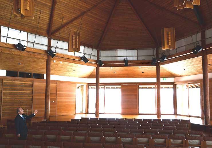 来年30周年を迎える八ケ岳高原音楽堂