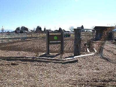 北ア麓の菜園、土に親しもう 安曇野で利用者募る