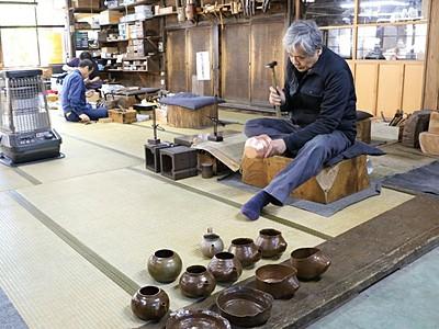 「四季島」に燕三条の技満載 豪華寝台列車の内装に採用