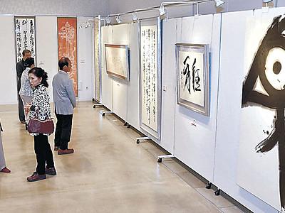 小松の秀作97点堪能 サイエンスヒルズ、美術展が開幕