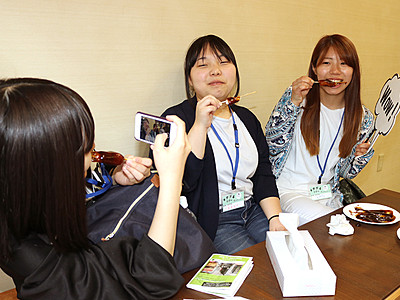 若者がSNSで魅力発信 富山市「#タグるツアー」