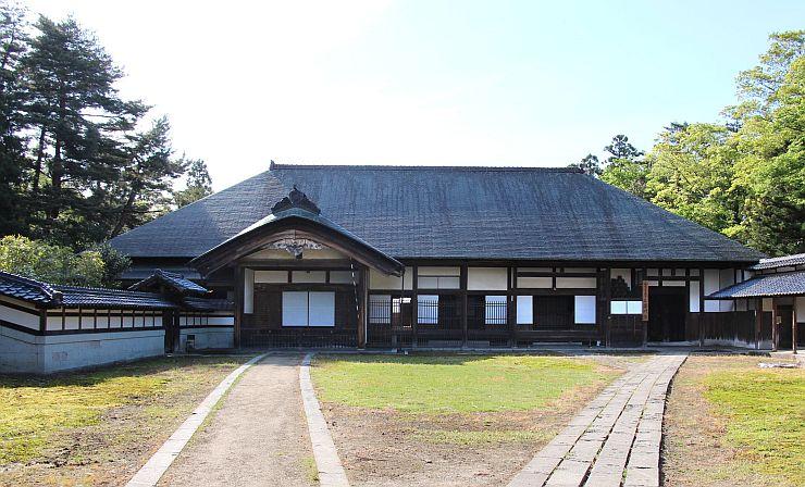 国重要文化財の「笹川邸」。新潟市が歴史や魅力の発信を強化しようと保存活用計画をまとめた=新潟市南区