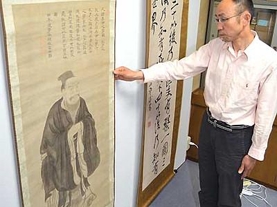 象山書画、生誕地に帰る 長野市に175点、9月公開へ