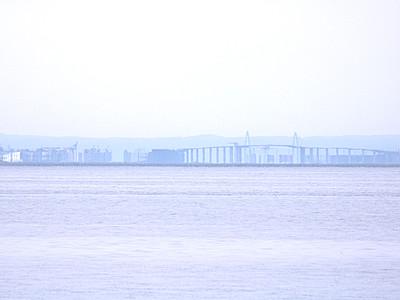 魚津の春型蜃気楼 Bランク今季3回目