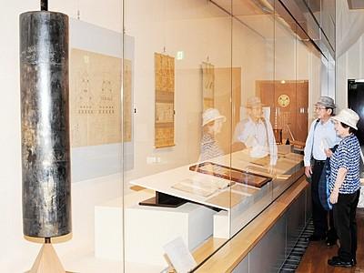 秀康、多賀谷左近らに焦点 福井市郷土歴史博物館で企画展