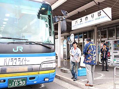 南ア登山口へバス本格運行へ 木曽福島駅―長谷の仙流荘