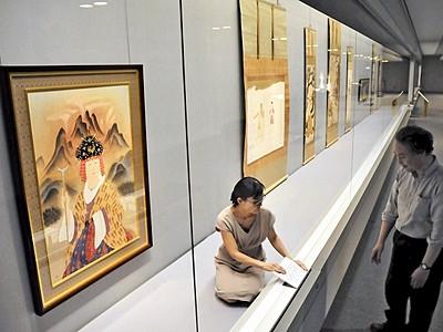 40周年で収蔵品一堂に 「県美200選」7日開幕、福井