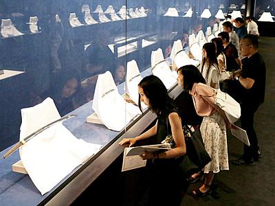 日本刀の重要美術品60振り紹介 森記念秋水美術館
