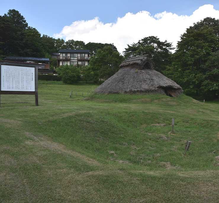 縄文ゼミナールの初回で扱う富士見町の史跡「井戸尻遺跡」