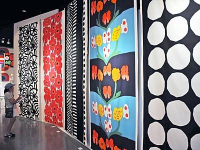 福井市美術館でフィンランド展 生活彩る北欧デザイン