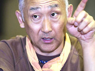 飯田のフェスタに札幌の8劇団 人形劇作家の沢則行さん語る