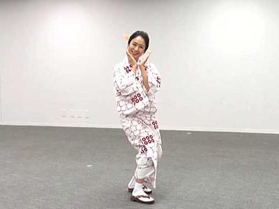 真田丸「雁金をどり」盆踊り風に 長野さん上田でお披露目へ