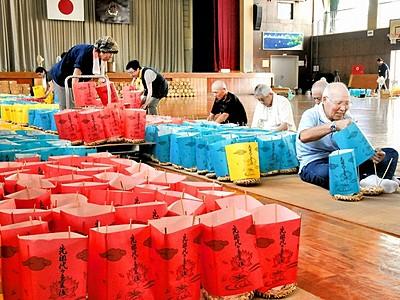 日本海側最大級の花火堪能を 16日敦賀市、灯籠流しも