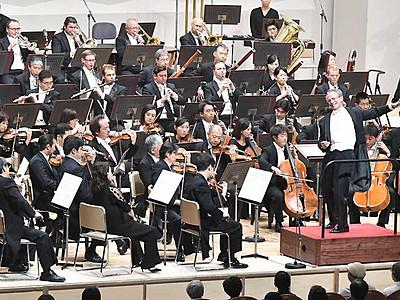 SKO紡ぐ音楽の世界 OMF、オーケストラ始まる