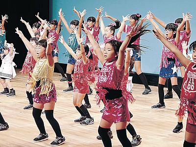 堂々と晴れ舞台 石川こども芸術祭、幼児から高校生126人出演