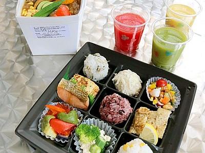 新潟中央区役所移転 コラボ弁当販売 県産食材ふんだんに