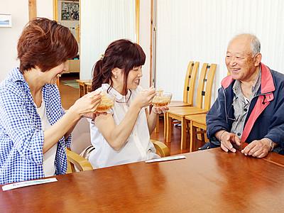 91歳店主のところてん好評 人柄にもファン