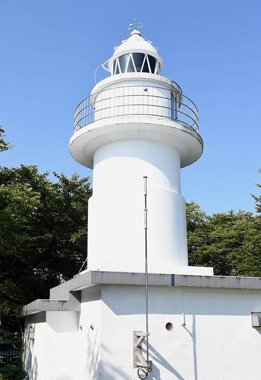 「恋する灯台」に選ばれた岩崎ノ鼻灯台